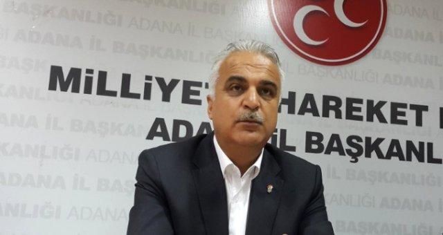 MHP Çukurova Belediye Başkan Adayı Yusuf Baş Kimdir?