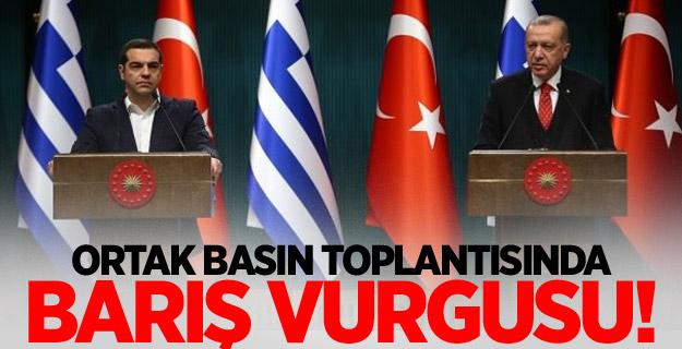Erdoğan: Yunanistan terör örgütü mensuplarının sığındığı ülke haline gelmesin.