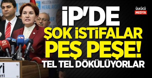Belediye başkanı İYİ Parti'den istifa etti