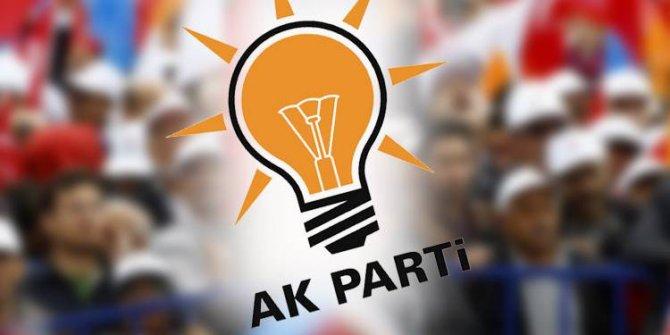 AK Partili belediye başkan adayı adaylıktan çekildi