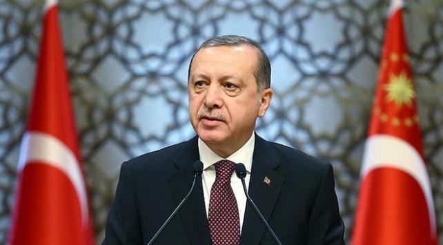 Cumhurbaşkanı Erdoğan, MHP'yi kutladı