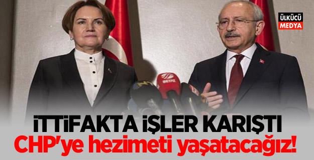 İYİ Parti adayı: CHP'ye hezimeti yaşatacağız!