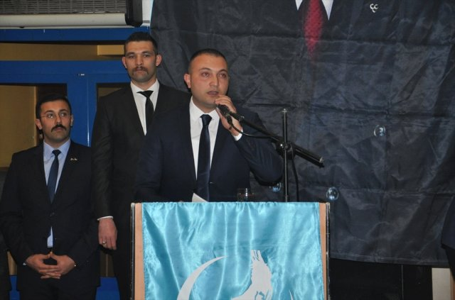 Nevşehir Ülkü Ocakları İstişare Toplantısı Yapıldı