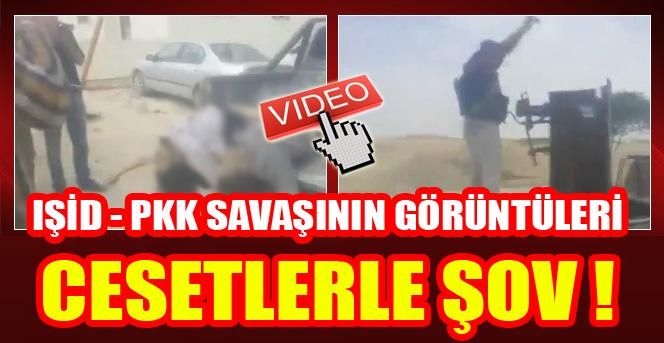 Kobani'deki Çatışmaların Görüntüleri Ortaya Çıktı