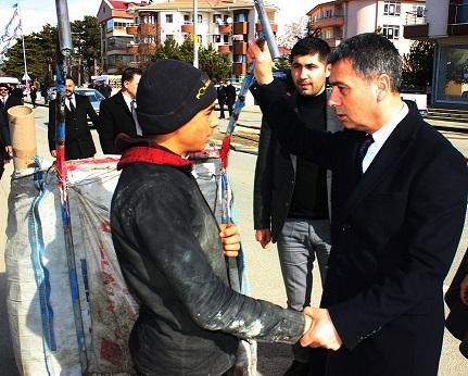 MHP Gölbaşı Belediye Başkan Adayı Şimşek maaşını burs olarak dağıtacak