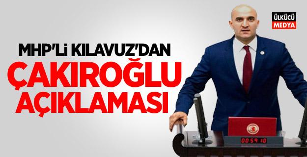 Olcay Kılavuz'dan Fırat Çakıroğlu açıklaması
