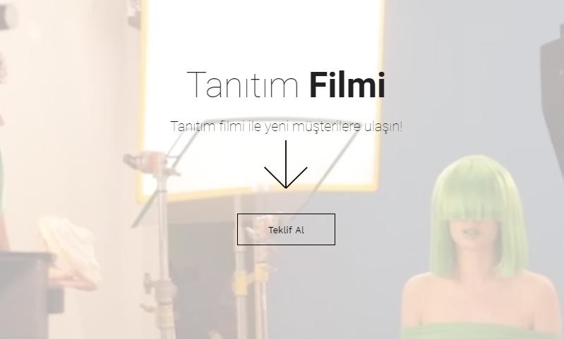 TANITIM FİLMİ ÇEKİM FİYATLARI