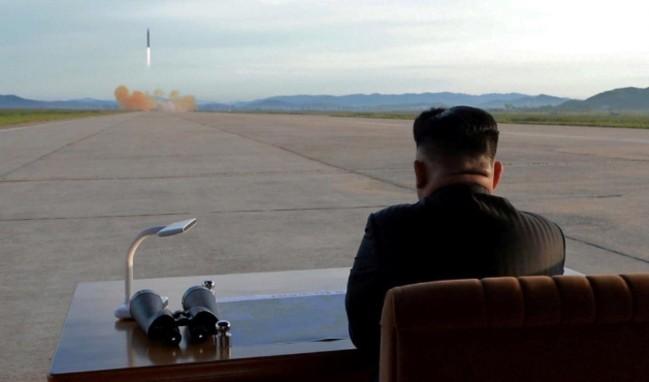 Kuzey Kore'de yapay deprem...