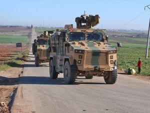 Tsk İdlib'de Devriye Faaliyetine Başladı