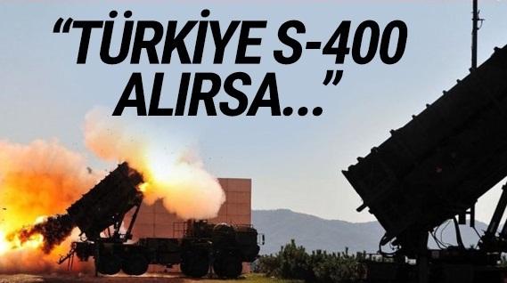Pentagon: Türkiye S-400 alırsa sonuçları kesinlikle ağır olur