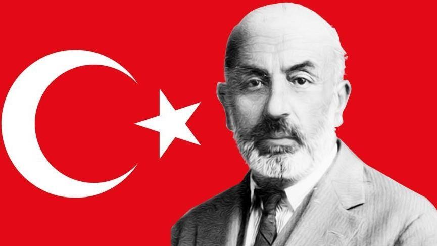 İstiklal Marşı'nın kabulünün 98. yılı! Mehmet Akif Ersoy rahmetle yâd ediliyor