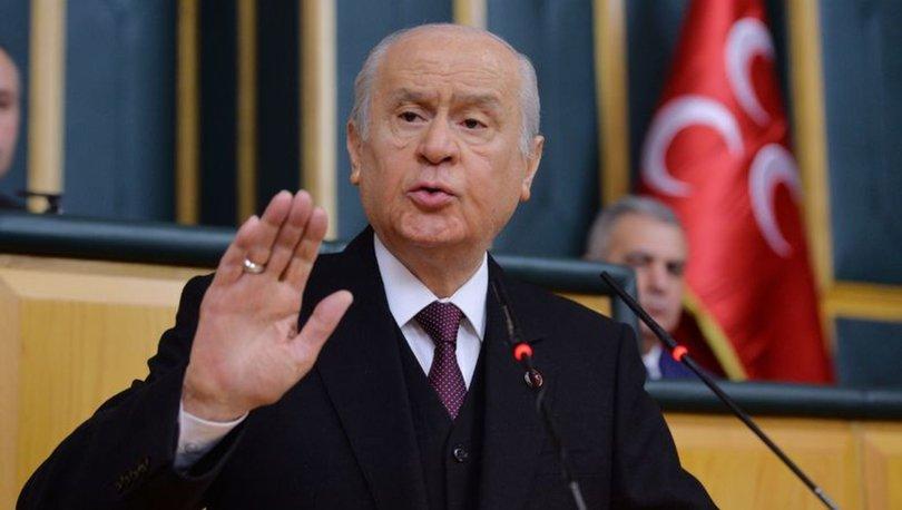MHP Genel Başkanı Bahçeli: Ya Beka Diyeceğiz Ya Da Belaya Razı Olacağız