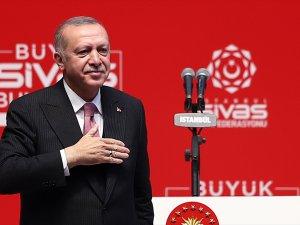 Erdoğan,'Bu Seçimler Milli İradeye Pusu Kuranlarla Hesaplaşma Seçimidir'