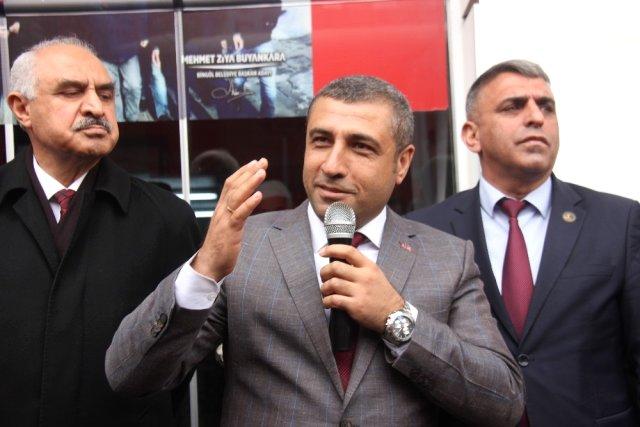 """MHP'li Taşdoğan: """"Biz Bu Ülkede Kardeşlik Hukukunu Bozdurmayacağız"""""""