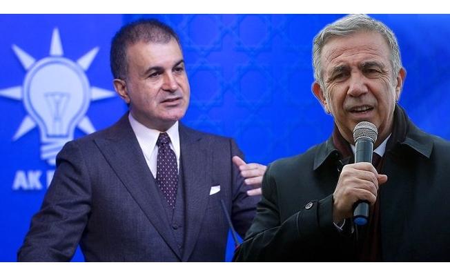 AK Parti'den Mansur Yavaş' açıklaması