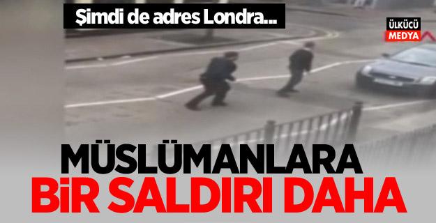 Müslümanlara bir saldırı daha!
