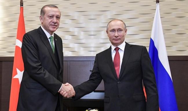 Putin'den Erdoğan'a cami açılışı daveti...