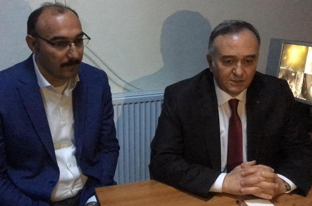 MHP Grup Başkanvekili Erkan Akçay Hakkari'de