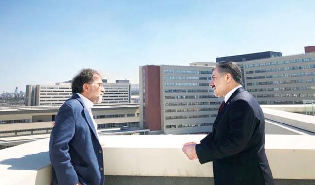 """""""Beni Ankara Şehir Hastanesi'ne emanet ediniz"""""""