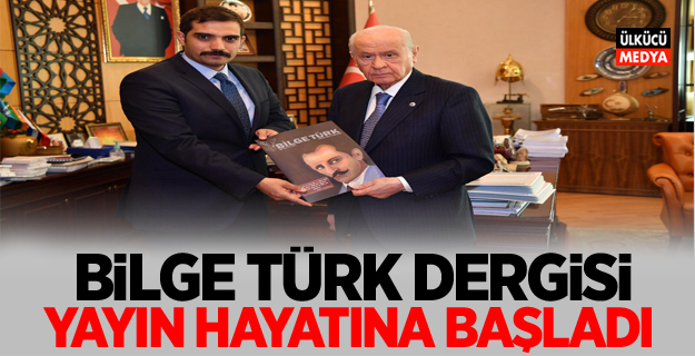 Bilge Türk dergisi yayın hayatına başladı