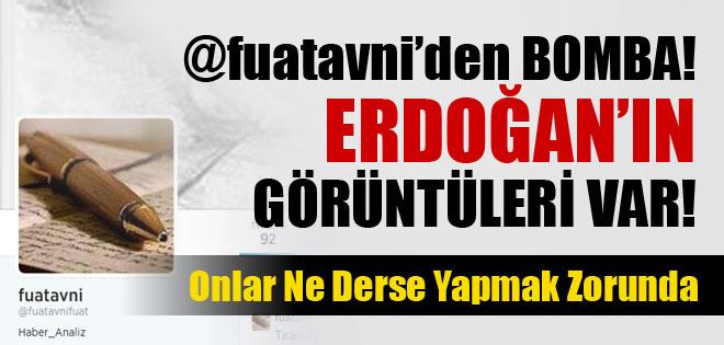 FUAT AVNİ'DEN BOMBA İDDİA ERDOĞAN'IN GÖRÜNTÜLERİ VAR !