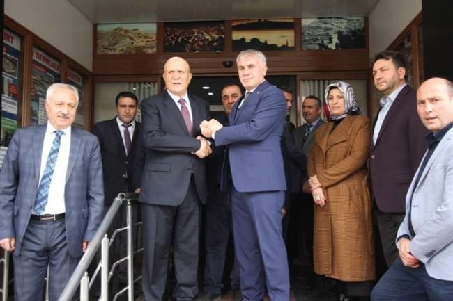 MHP'li Başkan 15 Yıl Sonra Tekrar Görevde