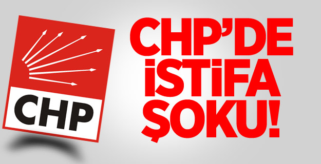 CHP'de şok! 'Hezimetin sorumlusuyum' deyip istifa etti