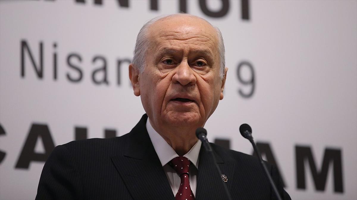 MHP Genel Başkanı Bahçeli: Sandık Yolsuzluklarına Göz Yummamız Kesinlikle Düşünülemez