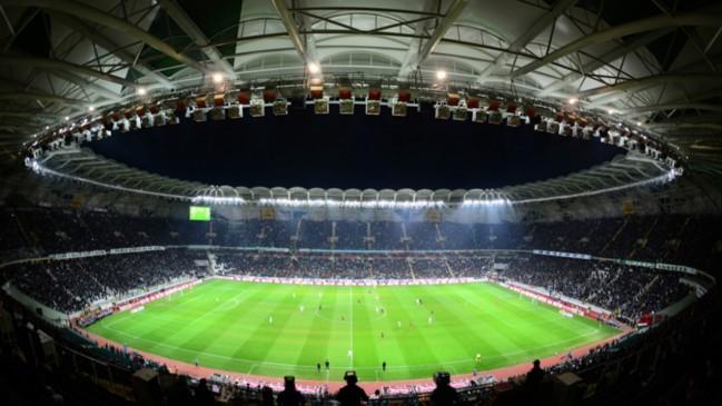 PKK'lı teröristler o stadyumda keşif yaptı!