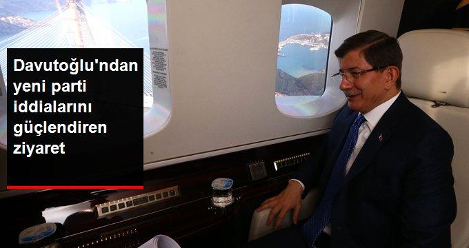 Ankara'yı Hareketlendirecek Kulis: Davutoğlu 50 Vekille Yeni Bir Parti Kuracak