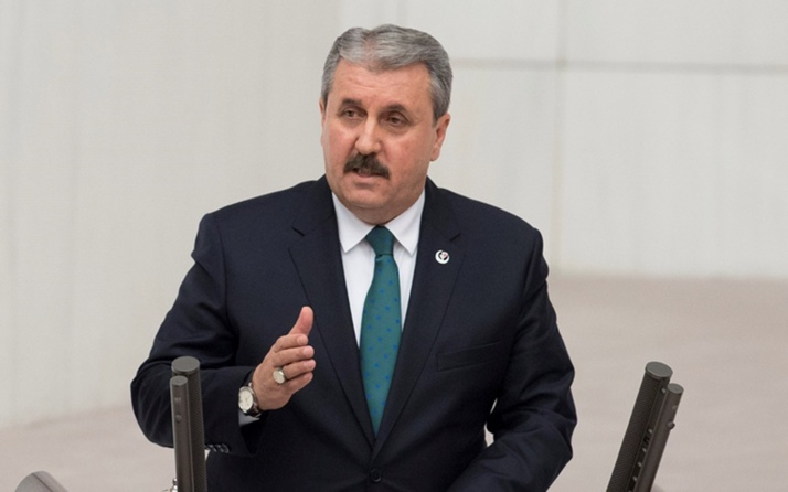 BBP Lideri Destici'den Yerel seçim açıklaması