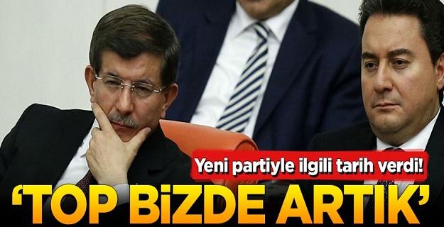 Abdullah Gül, Ahmet Davutoğlu ve Ali Babacan hakkında flaş iddia! Yeni parti için tarih verdi