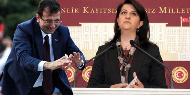 Mazbatayı alan İmamoğlu'na HDP'den teklif