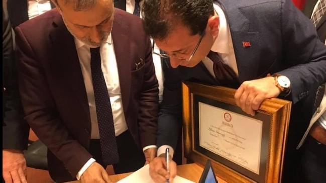 Ekrem İmamoğlu'ndan skandal talimat...