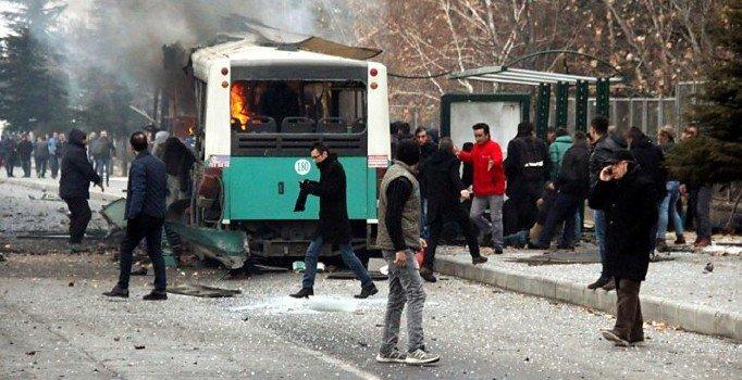 Kayseri'de 15 Askerin Şehit Edildiği Saldırı Davasında Karar