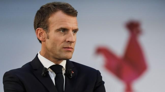 Türkiye'den Macron'a SDG tepkisi...