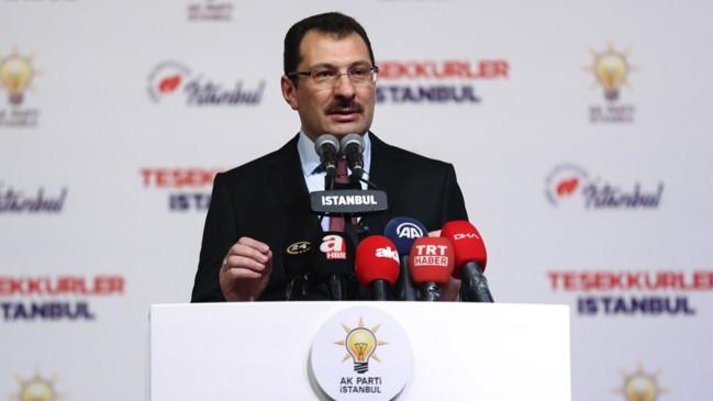 AK Parti'den flaş açıklama: Ali İhsan Yavuz: FETÖ bu işin içerisinde...
