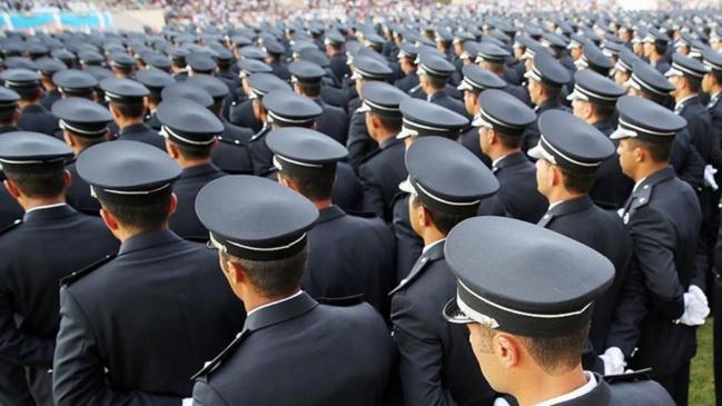Polislerin rütbe terfi sınavı sonuçları açıklandı!