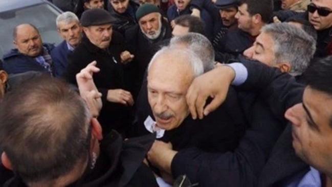 Kılıçdaroğlu'na saldırıda flaş gelişme!
