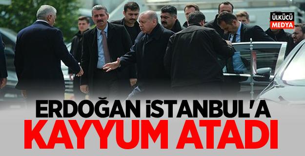 Erdoğan İstanbul'a kayyum atadı