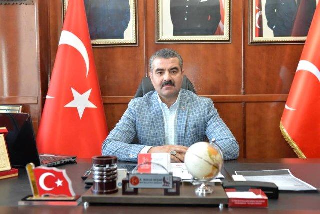 MHP Malatya İl başkanı Avşar'dan Ramazan Ayı Mesajı