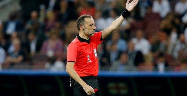 Cüneyt Çakır Liverpool-Barcelona Maçını Yönetecek