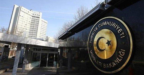 Türkiye'den ABD'nin İstanbul seçimleri açıklamasına çok sert tepki