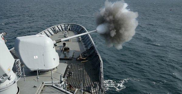 Deniz Kuvvetlerinin Üç Denizdeki Dev Tatbikat Devam Ediyor