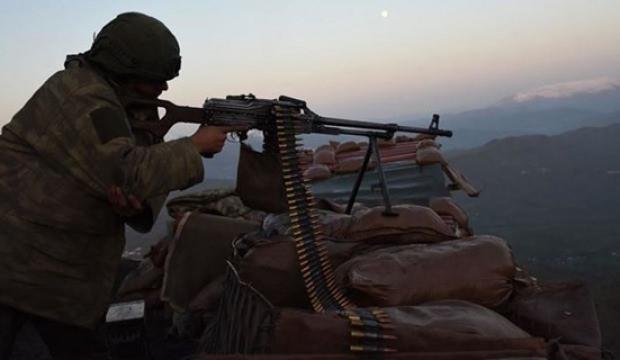 Gabar'da iki terörist öldürüldü