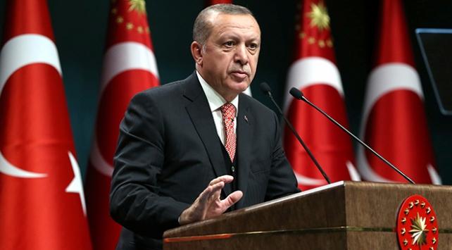 Cumhurbaşkanı Erdoğan: Bu iki seçim ayrı yapılmalı!