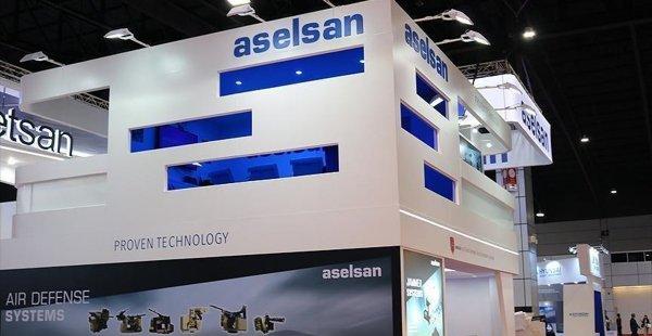 ASELSAN'dan 450 Milyon TL'lik Sözleşme