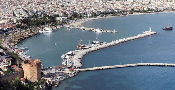 İngiliz Turistler, Antalya'yı Yeniden Keşfediyor