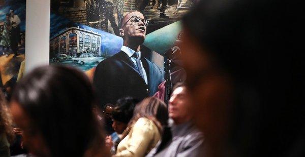 Malcolm X 94. Doğum Yıl Dönümünde Anıldı