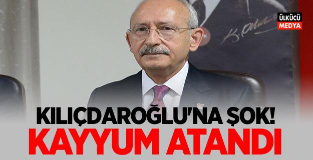 Kılıçdaroğlu'na şok! Kayyum atandı...